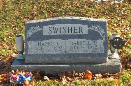SWISHER, DARRELL THOMAS - Delaware County, Ohio | DARRELL THOMAS SWISHER - Ohio Gravestone Photos
