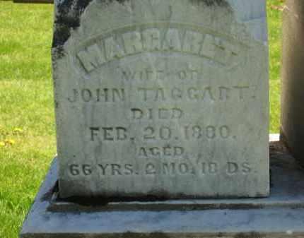 TAGGART, JOHN - Delaware County, Ohio | JOHN TAGGART - Ohio Gravestone Photos