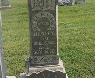 UTLEY, ROSE M. - Delaware County, Ohio | ROSE M. UTLEY - Ohio Gravestone Photos