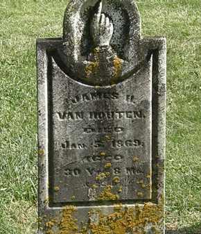 VAN HOUTEN, JAMES H. - Delaware County, Ohio   JAMES H. VAN HOUTEN - Ohio Gravestone Photos