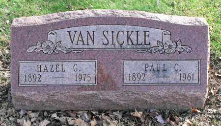 VAN SICKLE, HAZEL G. - Delaware County, Ohio | HAZEL G. VAN SICKLE - Ohio Gravestone Photos