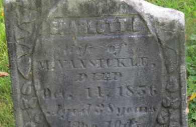 VANSICKLE, CHARLOTTE - Delaware County, Ohio   CHARLOTTE VANSICKLE - Ohio Gravestone Photos