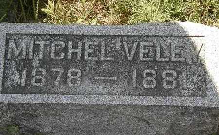 VELEY, MITCHEL - Delaware County, Ohio | MITCHEL VELEY - Ohio Gravestone Photos