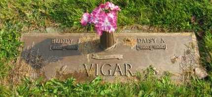 THOMAS VIGAR, DAISEY ALICE - Delaware County, Ohio | DAISEY ALICE THOMAS VIGAR - Ohio Gravestone Photos