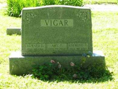 VIGAR, EDWARD E. - Delaware County, Ohio | EDWARD E. VIGAR - Ohio Gravestone Photos