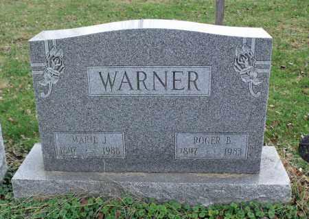 WARNER, MARIE - Delaware County, Ohio | MARIE WARNER - Ohio Gravestone Photos