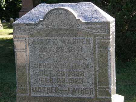 WARREN, ANNIE F. - Delaware County, Ohio | ANNIE F. WARREN - Ohio Gravestone Photos