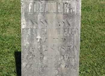 WHEELER, FELT E. - Delaware County, Ohio | FELT E. WHEELER - Ohio Gravestone Photos