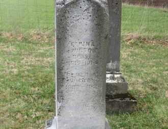 WIGTON, ELMER A. - Delaware County, Ohio | ELMER A. WIGTON - Ohio Gravestone Photos