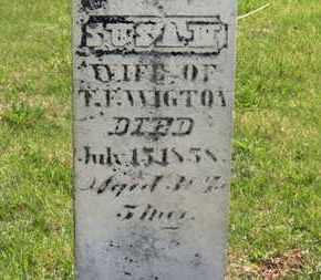 WIGTON, T.F. - Delaware County, Ohio   T.F. WIGTON - Ohio Gravestone Photos