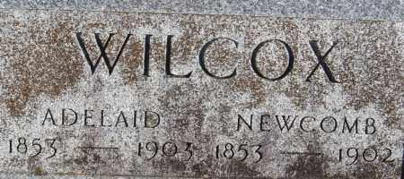 WILCOX, ADELAID - Delaware County, Ohio | ADELAID WILCOX - Ohio Gravestone Photos