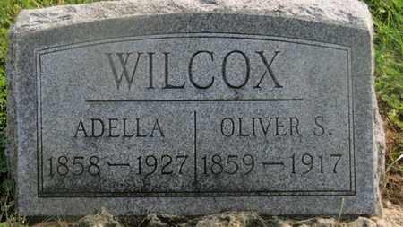 WILCOX, OLIVER S. - Delaware County, Ohio | OLIVER S. WILCOX - Ohio Gravestone Photos