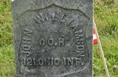 WILLIAMSON, JOHN - Delaware County, Ohio   JOHN WILLIAMSON - Ohio Gravestone Photos