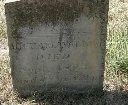 WORLINE, MICHAEL - Delaware County, Ohio | MICHAEL WORLINE - Ohio Gravestone Photos