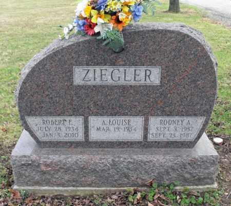 ZIEGLER, RODNEY A. - Delaware County, Ohio | RODNEY A. ZIEGLER - Ohio Gravestone Photos