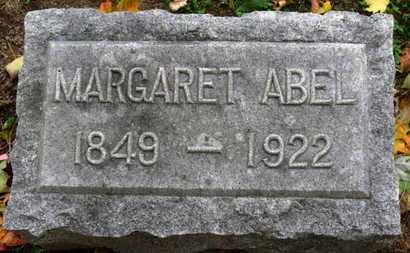 ABEL, MARGARET - Erie County, Ohio | MARGARET ABEL - Ohio Gravestone Photos