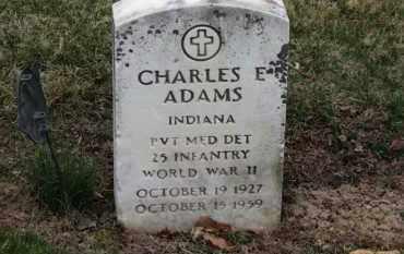ADAMS, CHARLES E. - Erie County, Ohio | CHARLES E. ADAMS - Ohio Gravestone Photos