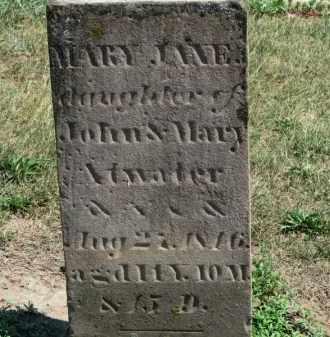 ATWATER, JOHN - Erie County, Ohio | JOHN ATWATER - Ohio Gravestone Photos