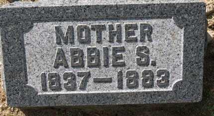 BACON, ABBIE S. - Erie County, Ohio | ABBIE S. BACON - Ohio Gravestone Photos