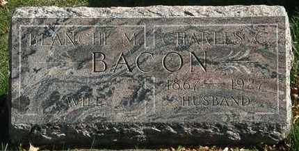 BACON, CHARLES C. - Erie County, Ohio | CHARLES C. BACON - Ohio Gravestone Photos