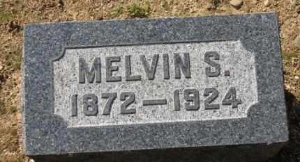 BACON, MELVIN S. - Erie County, Ohio   MELVIN S. BACON - Ohio Gravestone Photos