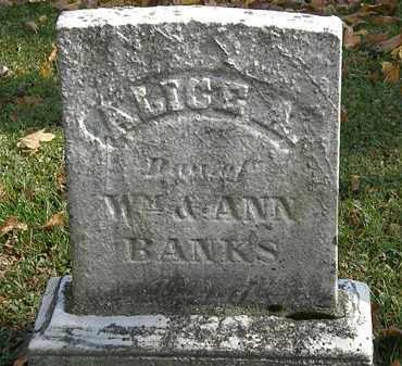 BANKS, ANN - Erie County, Ohio | ANN BANKS - Ohio Gravestone Photos