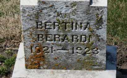 BERARDI, BERTINA - Erie County, Ohio | BERTINA BERARDI - Ohio Gravestone Photos