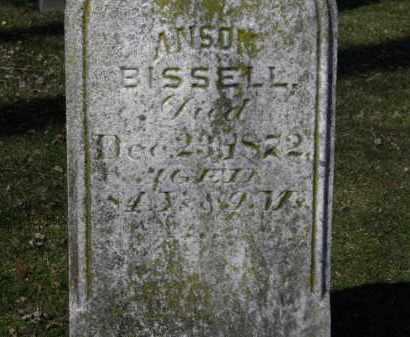 BISSELL, ANSON - Erie County, Ohio | ANSON BISSELL - Ohio Gravestone Photos