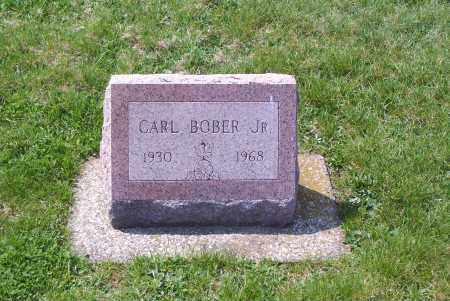 BOBER, CARL - Erie County, Ohio | CARL BOBER - Ohio Gravestone Photos