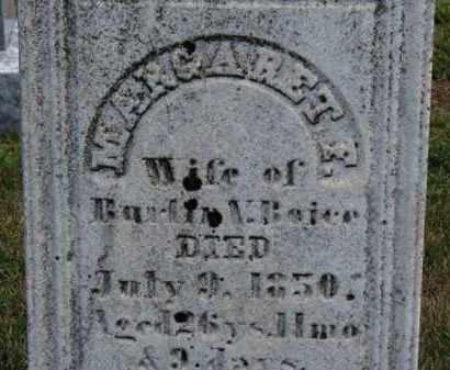 BOICE, MARGARET F. - Erie County, Ohio | MARGARET F. BOICE - Ohio Gravestone Photos