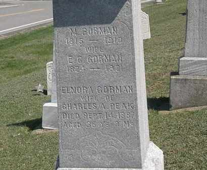 BORMAN, M. - Erie County, Ohio | M. BORMAN - Ohio Gravestone Photos
