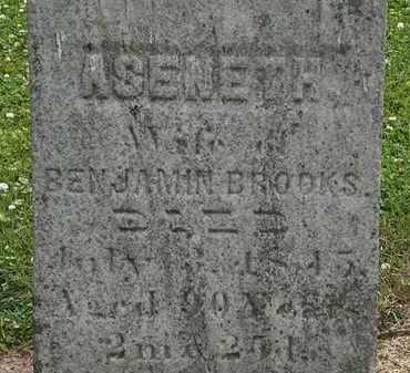 BROOKS, BENJAMIN - Erie County, Ohio | BENJAMIN BROOKS - Ohio Gravestone Photos