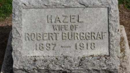 BURGGRAF, HAZEL - Erie County, Ohio | HAZEL BURGGRAF - Ohio Gravestone Photos