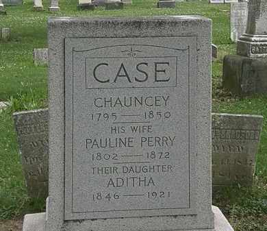 CASE, PAULINE - Erie County, Ohio | PAULINE CASE - Ohio Gravestone Photos