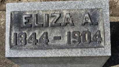 CASSIDY, ELIZA A. - Erie County, Ohio   ELIZA A. CASSIDY - Ohio Gravestone Photos