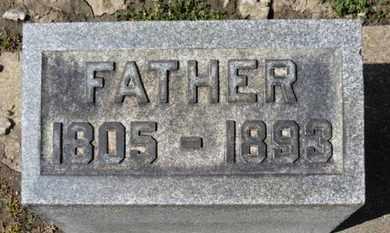 CASSIDY, FATHER - Erie County, Ohio | FATHER CASSIDY - Ohio Gravestone Photos