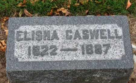 CASWELL, ELISHA - Erie County, Ohio | ELISHA CASWELL - Ohio Gravestone Photos