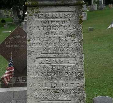 DAVIS, JAMES - Erie County, Ohio | JAMES DAVIS - Ohio Gravestone Photos