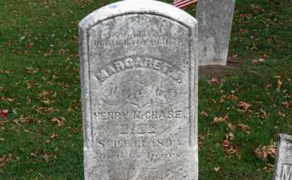CHASE, MARGARET J. - Erie County, Ohio | MARGARET J. CHASE - Ohio Gravestone Photos