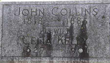 KELLY COLLINS, CELIA - Erie County, Ohio | CELIA KELLY COLLINS - Ohio Gravestone Photos
