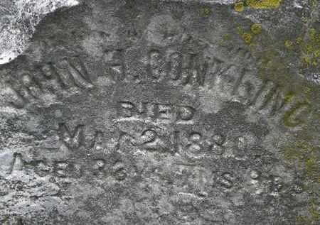 CONKLING, JOHN H. - Erie County, Ohio | JOHN H. CONKLING - Ohio Gravestone Photos
