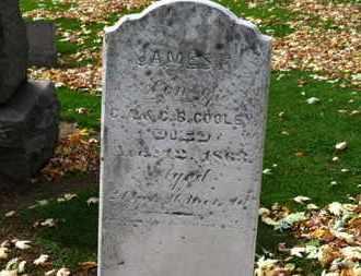 COOLEY, C.B. - Erie County, Ohio | C.B. COOLEY - Ohio Gravestone Photos