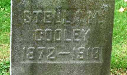 COOLEY, STELLA M. - Erie County, Ohio | STELLA M. COOLEY - Ohio Gravestone Photos