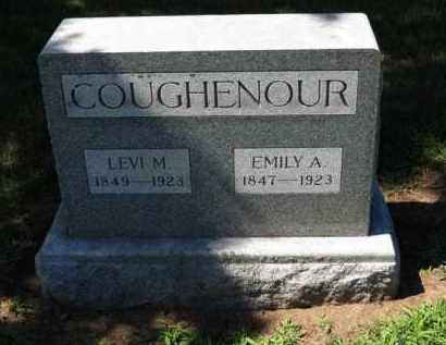 COUGHENOUR, EMILY A. - Erie County, Ohio   EMILY A. COUGHENOUR - Ohio Gravestone Photos