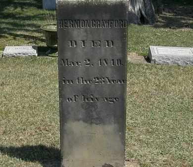 CRAWFORD, HERMON - Erie County, Ohio   HERMON CRAWFORD - Ohio Gravestone Photos