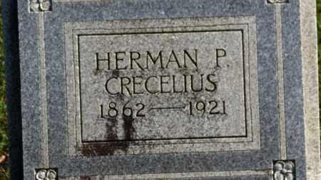 CRECELIUS, HERMAN P. - Erie County, Ohio | HERMAN P. CRECELIUS - Ohio Gravestone Photos