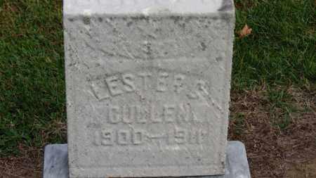 CULLEN, LESTER C. - Erie County, Ohio | LESTER C. CULLEN - Ohio Gravestone Photos