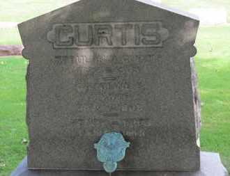 CURTIS, CAROLINE E. - Erie County, Ohio | CAROLINE E. CURTIS - Ohio Gravestone Photos