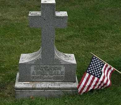 DALE, ANN - Erie County, Ohio | ANN DALE - Ohio Gravestone Photos