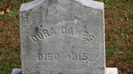 DAWES, DORA - Erie County, Ohio | DORA DAWES - Ohio Gravestone Photos